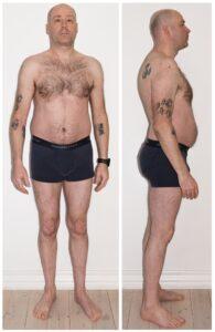 De tabte kilo, De tabte kilo