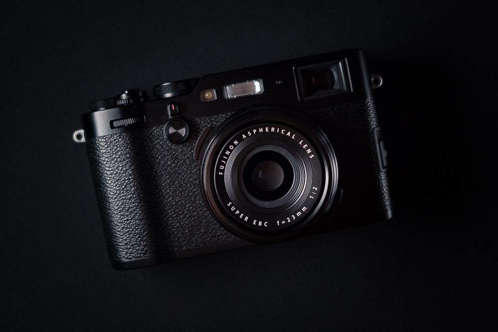 Fujifilm X100F kamera