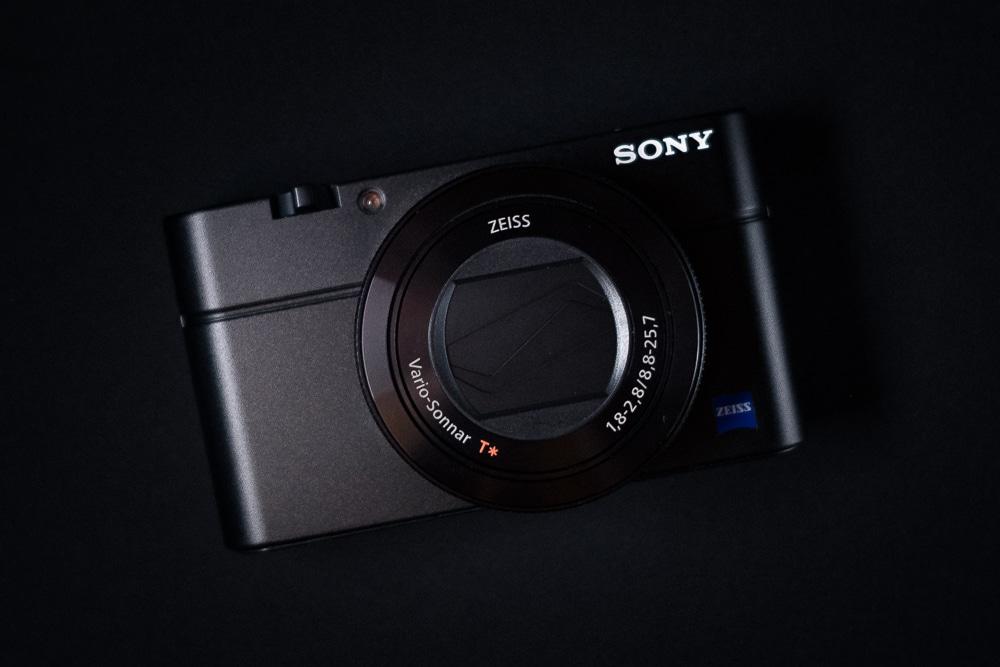 Sony RX100 kamera