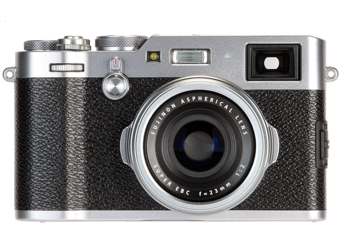 Fujifilm X100F front - fujifilm nordic