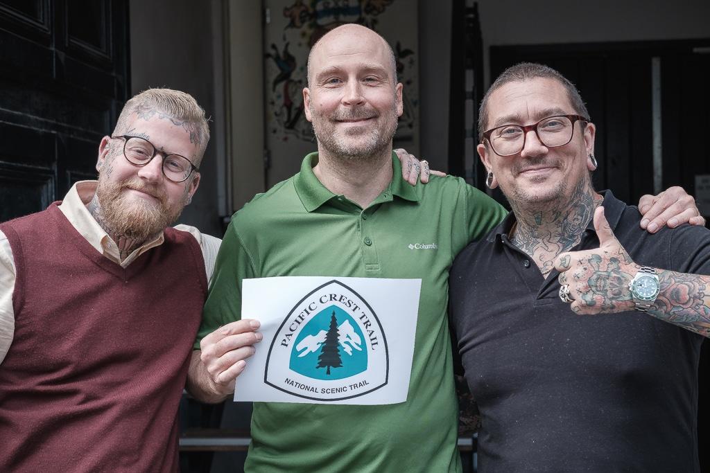 Vandre Tattoo - Tattoo Salonnen