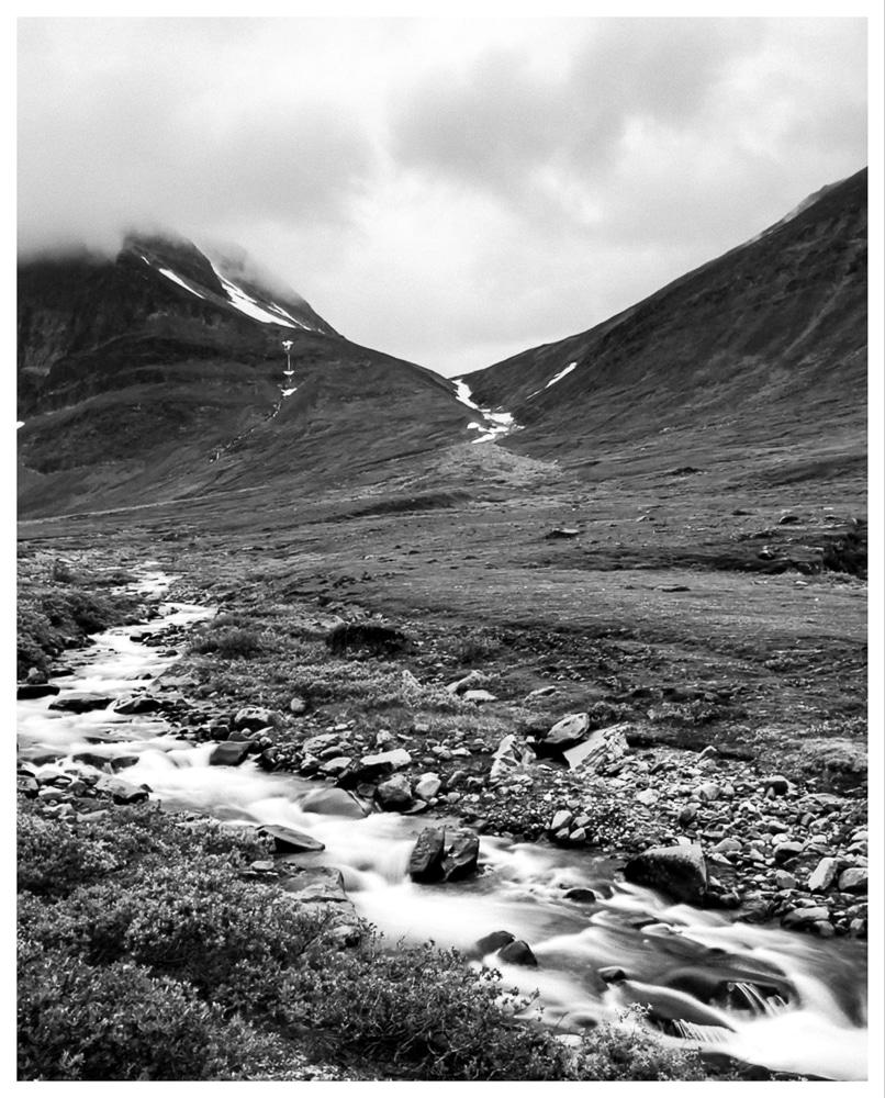 My Kungsleden hike 2019