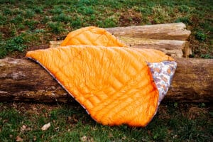 UGQ XL-Bandit Quilt - This is my hiking gear for 2020