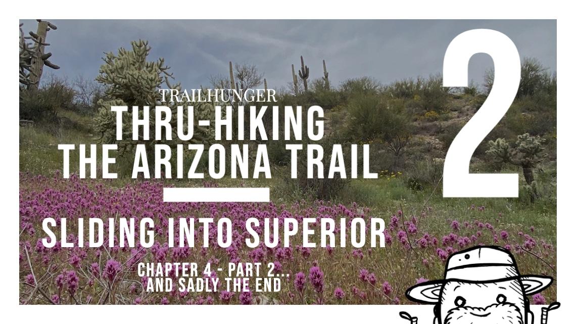 Arizona Trail Video
